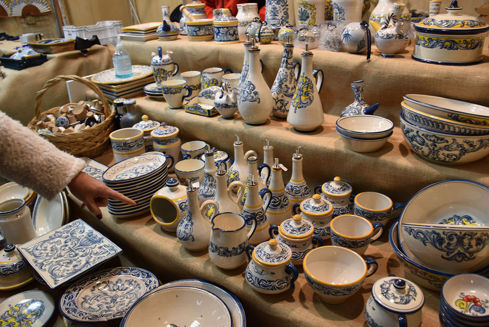 Feria de Artesanía en Talavera