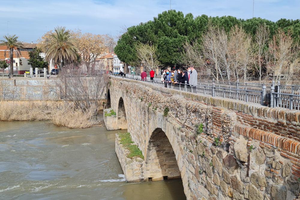 puente romano talavera bic