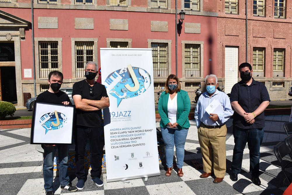 presentacion festival jazz ciudad talavera
